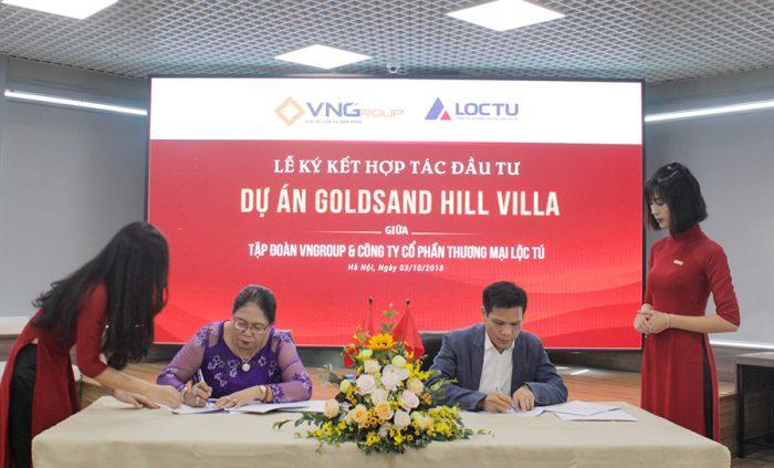 Sơ lược về Chủ đầu tư dự án Goldsand Hill Villa - tham khảo ngay